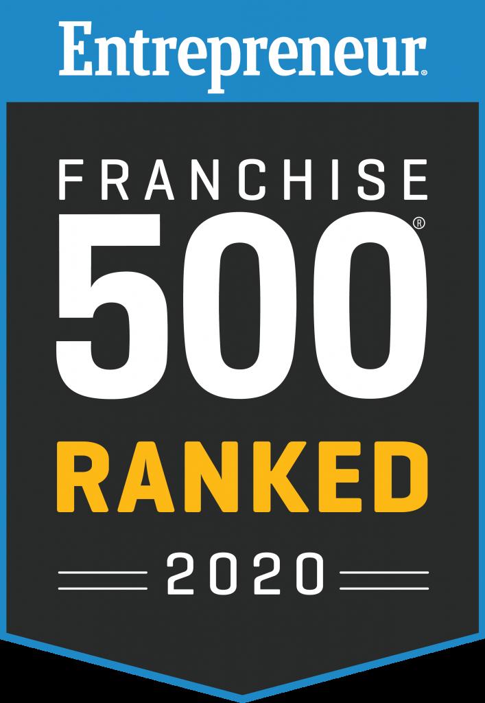 Entrepreneur Top 500 Badge