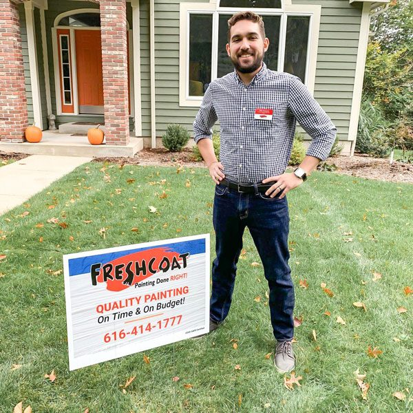 Alex Fonseca - Fresh Coat Franchise Owner