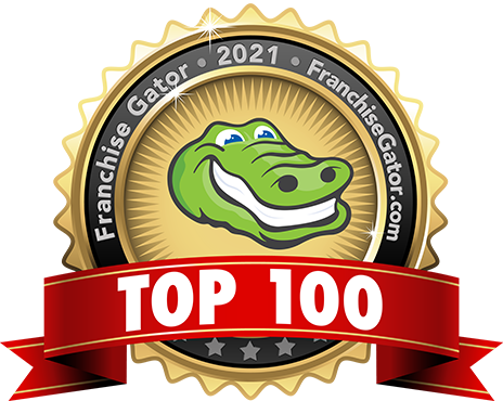 Franchise Gator 2021 Ranking Logo