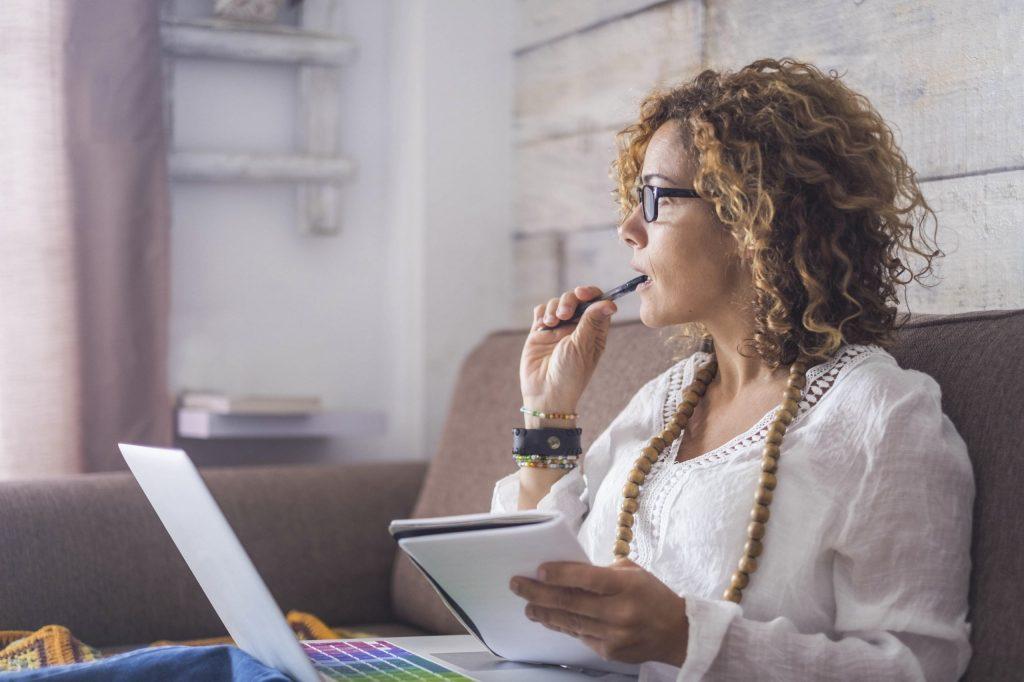 Entrepreneur researching options
