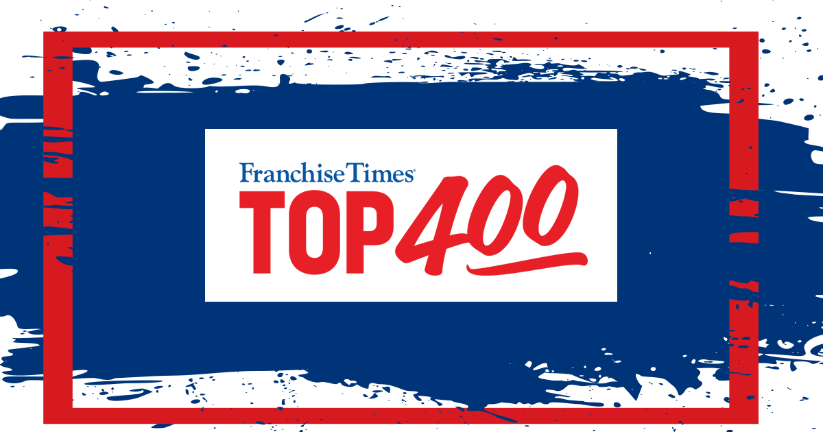 Fresh Coat Painters Ranked in Franchise TImes Top 400 franchise list