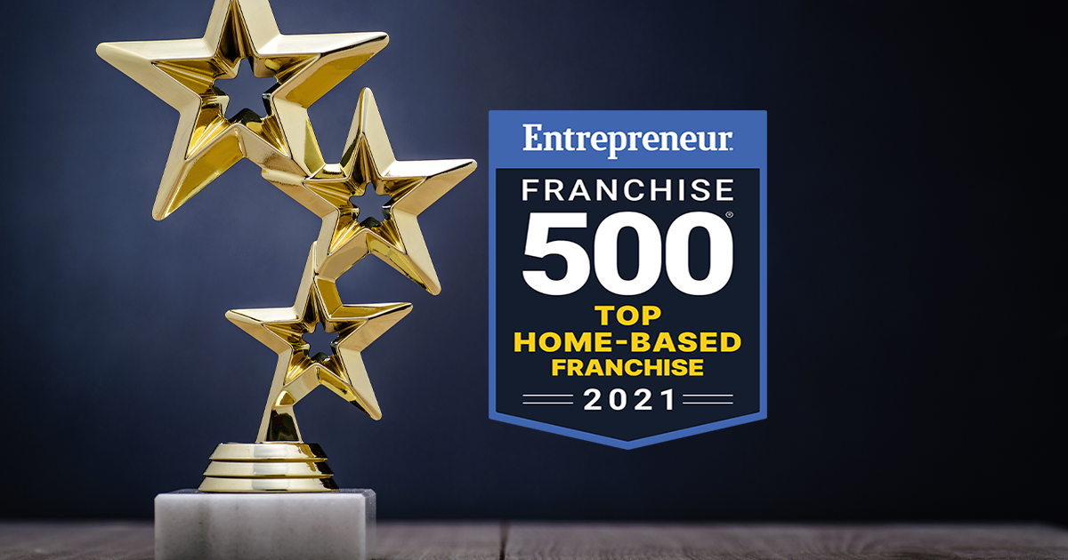 Top home based franchise 2021